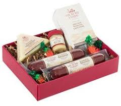 Sausage And Cheese Gift Baskets Dan The Sausageman U0027s Mt Rainier Gourmet Gift Basket Featuring