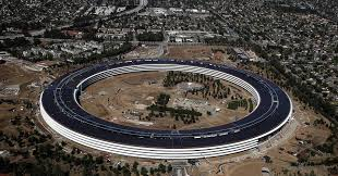 apple headquarters tour apple disrupts silicon valley with another eye catcher its new home