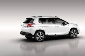 car peugeot 2008 new peugeot 2008 urban crossover carwitter