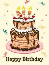 birthday cake card birthday cake cards birthday greeting cards