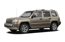 2008 jeep patriot limited mpg 2008 jeep patriot overview cars com