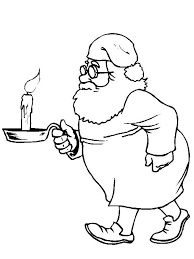 christmas coloring pages 16