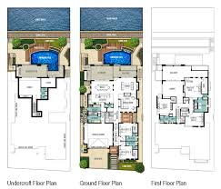 house floor plans perth reef three storey canal floor plans by boyd design perth let s