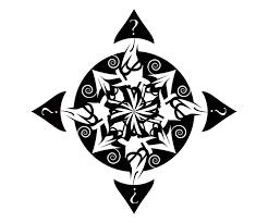 31 best compass tattoos designs images on pinterest love maori