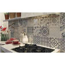plaque imitation carrelage pour cuisine carrelage imitation carreaux de ciment pour la cuisine salle de