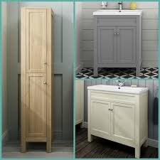 traditional bathroom cabinets furniture vanity unit basin clotted