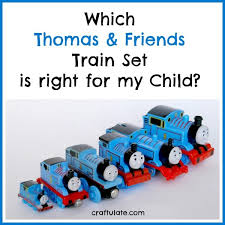 thomas the tank engine table top which thomas and friends train set is right for my child craftulate