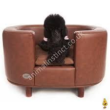 Chester  Wells Hampton Dog Sofa Bed Medium Animal Instinct UK - Luxury sofa beds uk