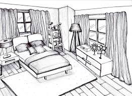 draw a room drawing room 3d sketch pics how to draw a room in one point
