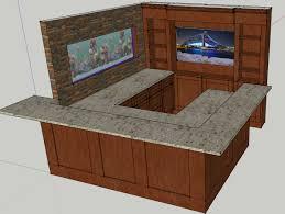 lee u0027s 125g basement bar in wall tank led u0027s etc begins reef