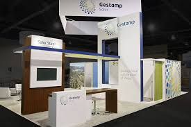 Exceptional Trade Show Booth Design Los Angeles