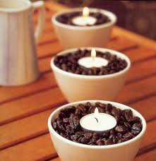 coffee bean candle diy coffee bean vanilla candles do it yourself ideas