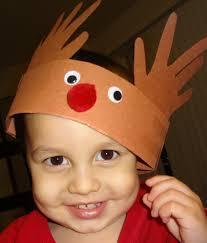 Halloween Hat Craft by Reindeer Hat