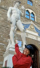 michelangelo u0027s david wandering through time and place