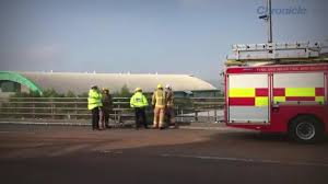 redheugh bridge crash what we know so far after bus and taxi