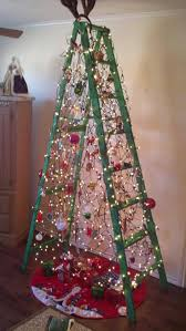 Outdoor Christmas Tree Decorations by 70 Best Ideas For My Ladder Images On Pinterest Stairs Ladders