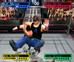 Backyard Wrestling Video Game by Wwf Smackdown 2 Know Your Role E Iso U003c Psx Isos Emuparadise