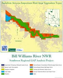 Yuma Arizona Map by Bill Williams River National Wildlife Refuge Iba Arizona