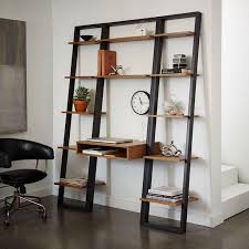best 25 ladder shelf desk ideas on pinterest ladder shelves