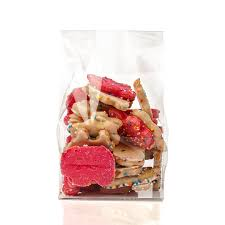 cookie packaging sacks bags plastic boxes clearbags