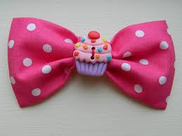 pictures of hair bows no sew hair bow