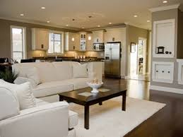 modern kitchen living room ideas small open floor plan kitchen living room free home decor