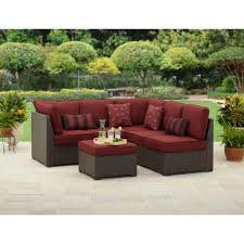 better homes and gardens rush valley piece outdoor sectional