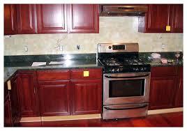 kitchen backsplash cherry cabinets 30 best kitchen backsplash with cabinets 2016