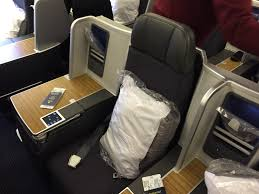 American Airlines Comfort Seats Review American New B767 Business Class Zurich To New York Jfk