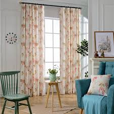 Curtains Printed Designs New Korean Japanese Cotton Printed Curtains Cloth Factory Direct