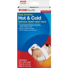 Body Comfort Heat Packs Buy Cvs Health Deep Soothing Cold Natural Moist Heat Pack Cvs