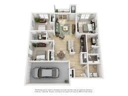 floor plans 3 bedroom 2 bath luxury apartment floor plans strathmore apartments