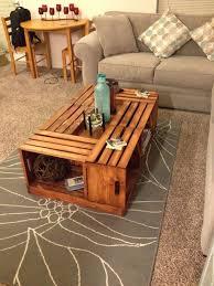 wine crate coffee table wine crate coffee table writehookstudio com