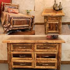 Rustic Furniture Bedroom Sets - best 25 log bedroom furniture ideas on pinterest rustic cabin