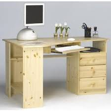 bureau d angle en bois massif bureau d angle pin massif dans bureau achetez au meilleur prix avec