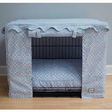 dog crate dog crate cover puppies pinterest crate trellis canvas dog crate cage cover