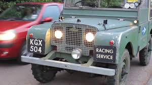 land rover series 1 supercharged land rover series 1 on vimeo
