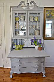 antique drop front desk english slant front desk completed furniture desks secretaries