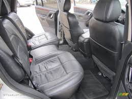 jeep grand cherokee interior seating 2004 jeep grand cherokee limited 4x4 rear seat photo 77522139