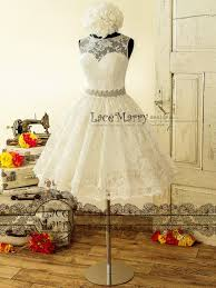 custom made vintage style lace wedding dresses by lacemarry
