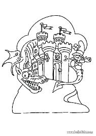 castle coloring pages eliolera com