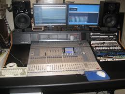 Home Studio Mixing Desk by Paul Artola U0027s January 2009 Studio Makeover