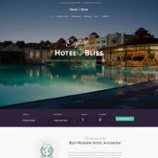 top rated wordpress hotel themes templatemonster