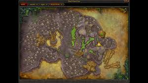 World Of Warcraft Map by Wow Ptr 7 3 Mac U0027aree Zone Opens Blizzplanet Warcraft