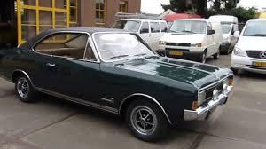 opel commodore opel commodore gs coupe 1969 36 youtube
