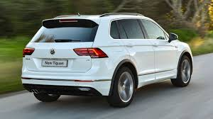 tested tiguan 2 0 tsi is a gti in hiking boots iol motoring