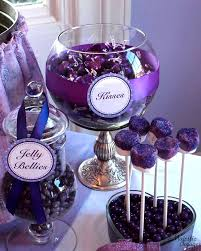 purple baby shower ideas everything purple baby shower party ideas photo 2 of 12 catch