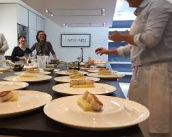 cours de cuisine vichy at the chiefs claude dozorme