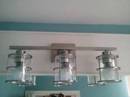Brushed Nickel Bathroom Vanity Light Brushed Nickel Vanity Light Small Home Ideas Collection