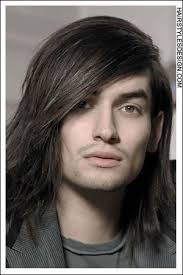male models with long straight hair 93 best men s haircuts short medium and long images on